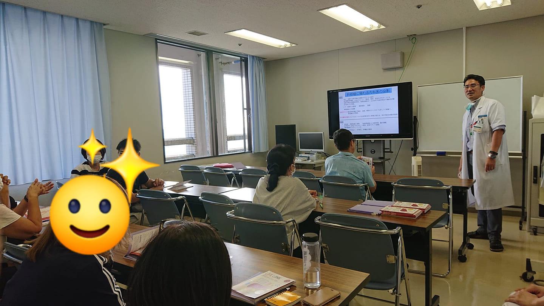 10月4日に、肝臓病教室を開催しました!