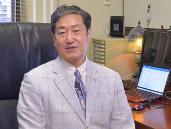 藤田教授ご挨拶